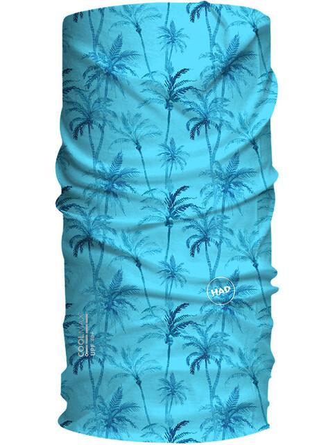 HAD Coolmax Sun Protection Halsbedekking blauw/turquoise